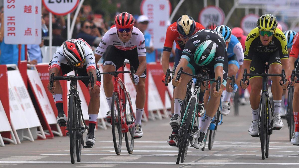 Pascal Ackermann - Tour of Guangxi