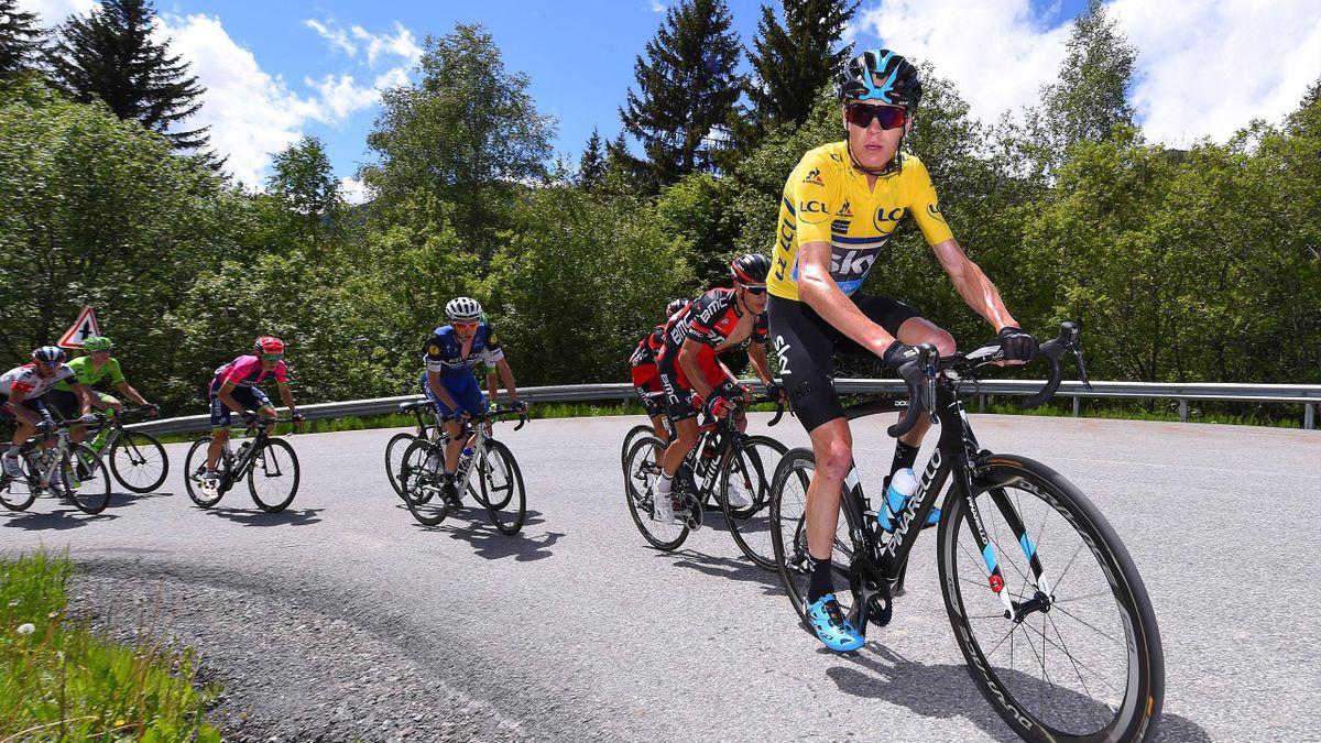 Dauphiné 2016: Dritter Titel für Tour-de-France-Sieger Chris Froome