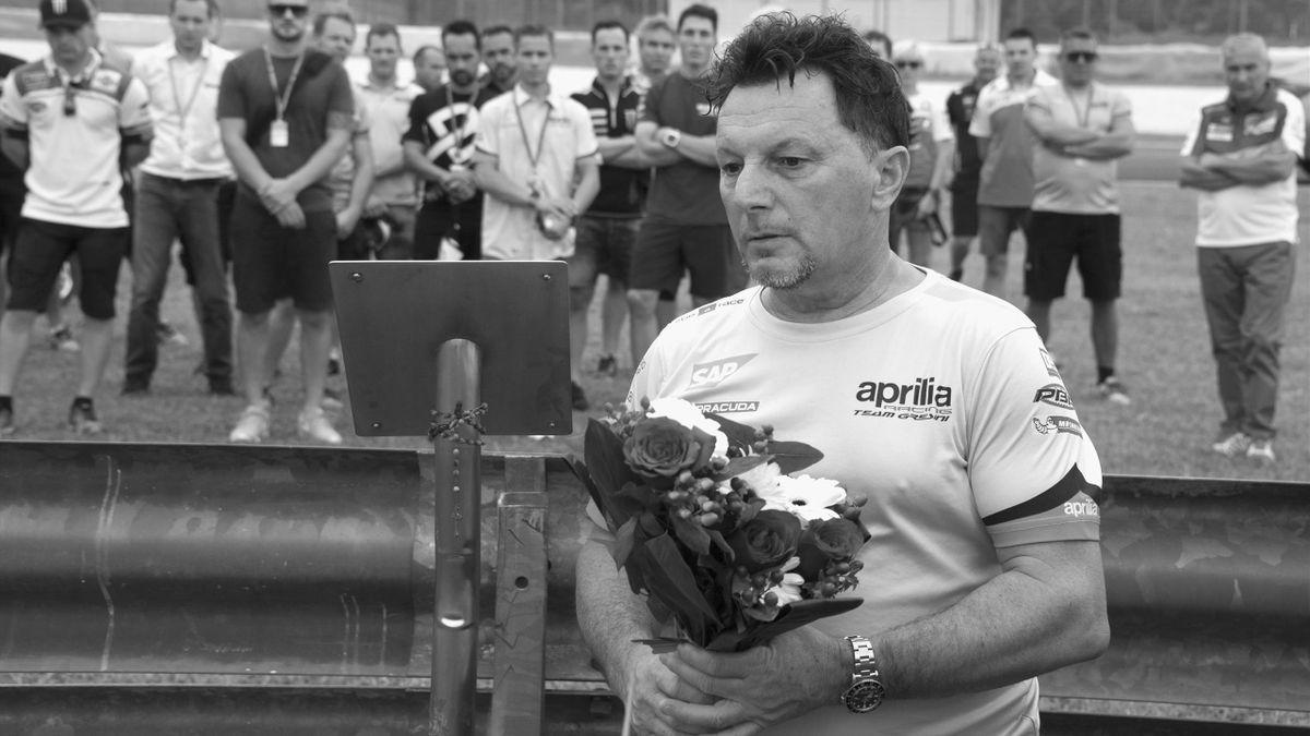 Fausto Gresini ist an seiner Corona-Infektion verstorben