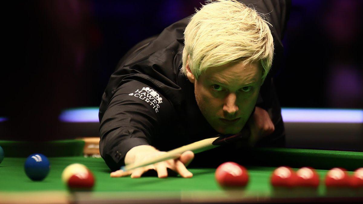 Zog souverän ins Halbfinale beim English Open: Neil Robertson