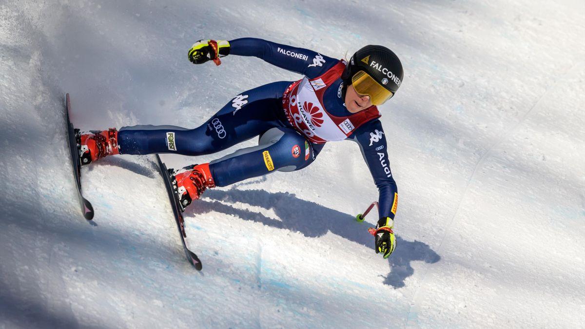 Sofia Goggia | Alpine Skiing Downhill | ESP Player Feature