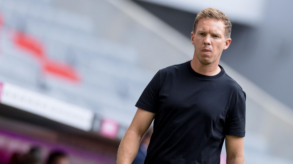 Bayern-Trainer Julian Nagelsmann
