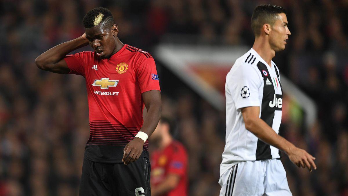 Juventus-Manchester United - 2018 - Ronaldo-Pogba