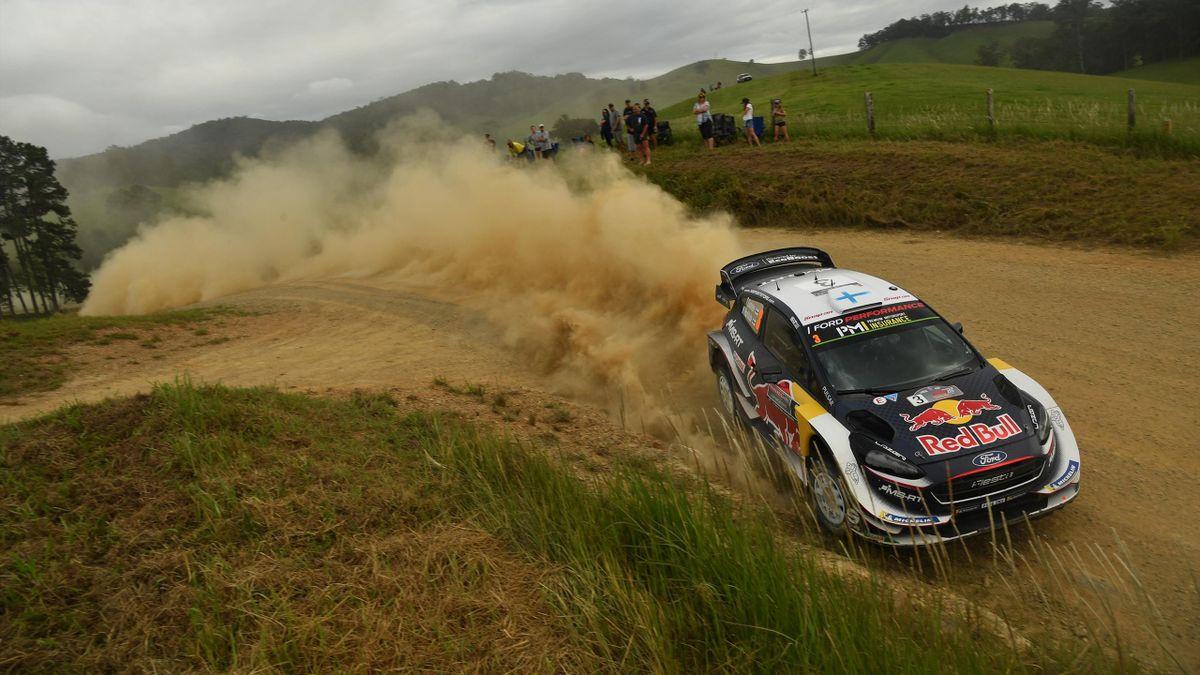 Teemu Suninen, WRC