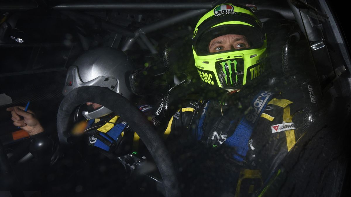 Valentino Rossi, Monza Rally Show, Getty Images