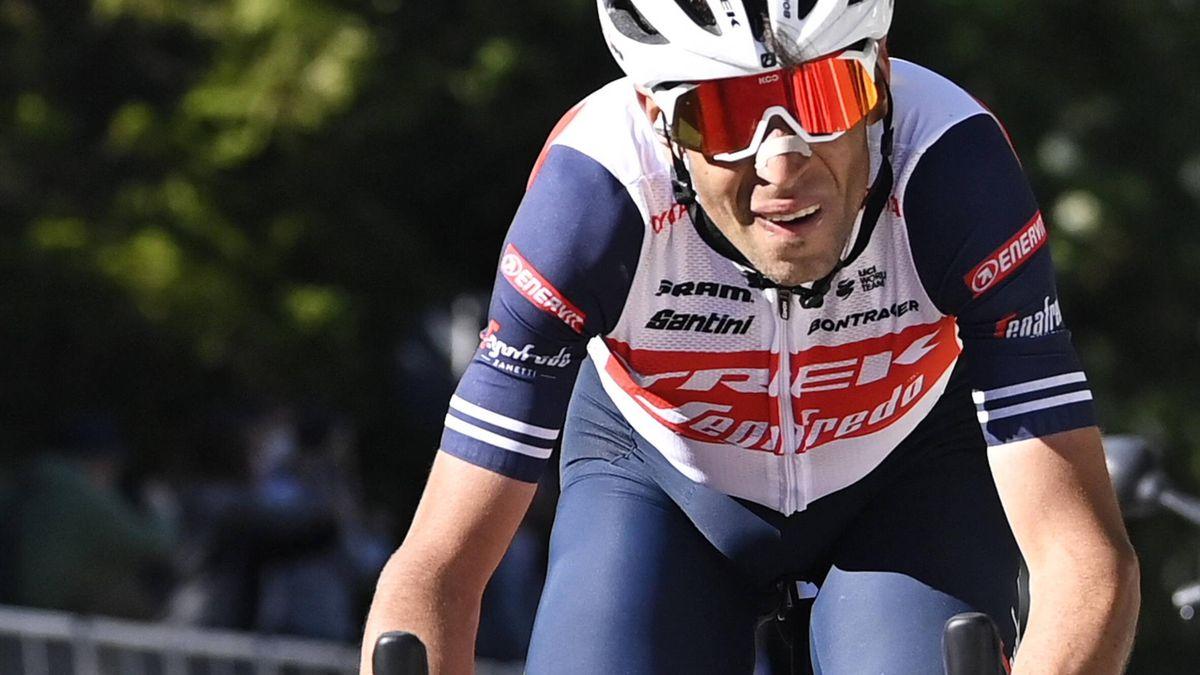 Vincenzo Nibali - Team Trek, Giro d'Italia 2021