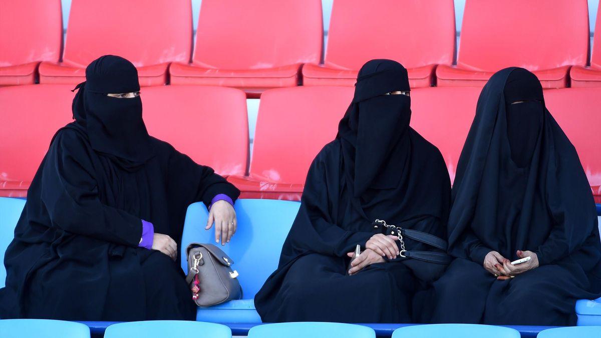 Женщины Саудовской Аравии