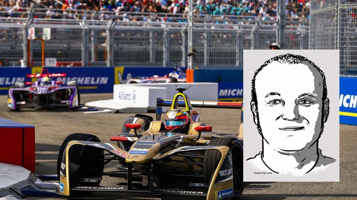 Formule E Mika