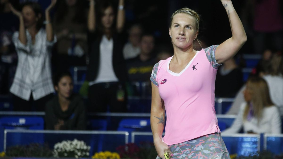Swetlana Kusnezowa gewinnt WTA-Turnier in Moskau