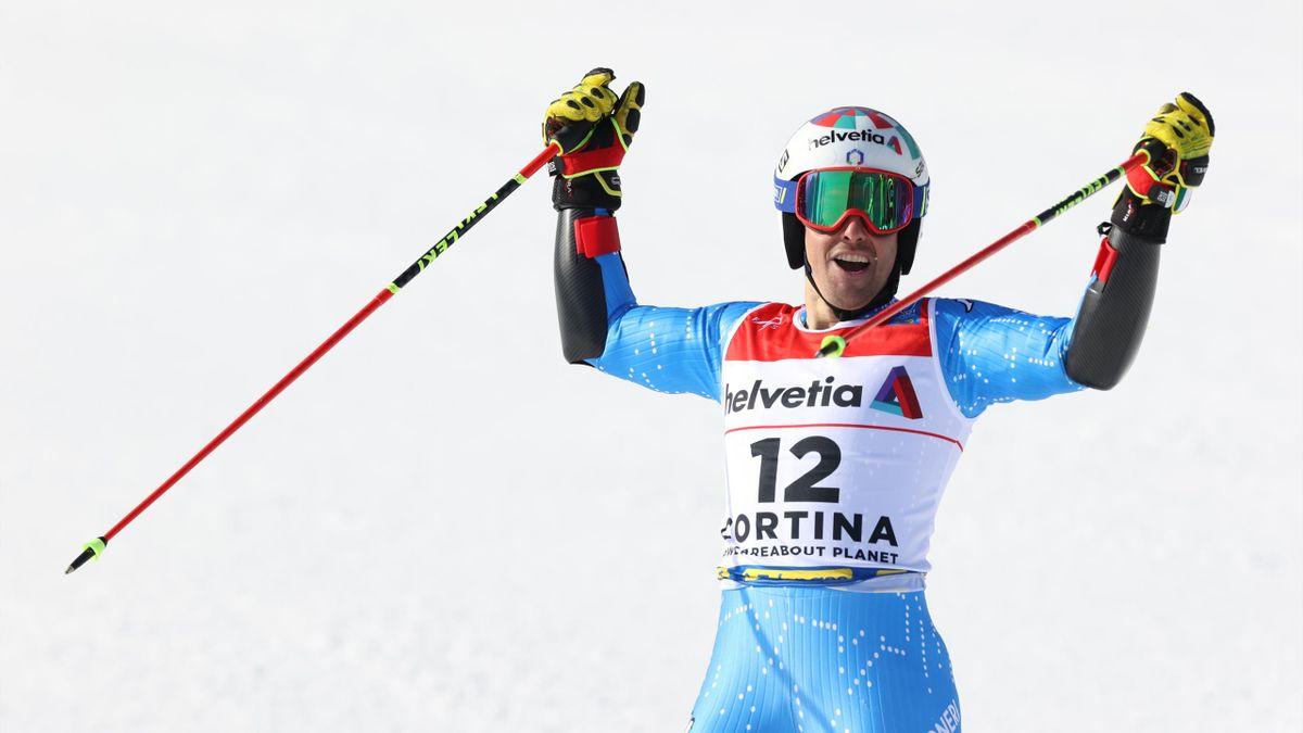 La gioia di Luca De Aliprandini, Getty Images