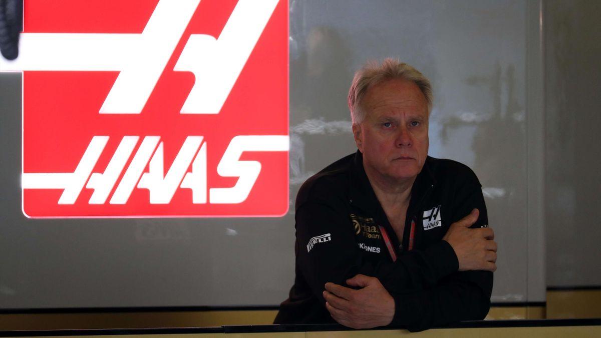 Gene Haas, presidente e fondatore dell'omonima scuderia statunitense di Formula 1, Getty Images