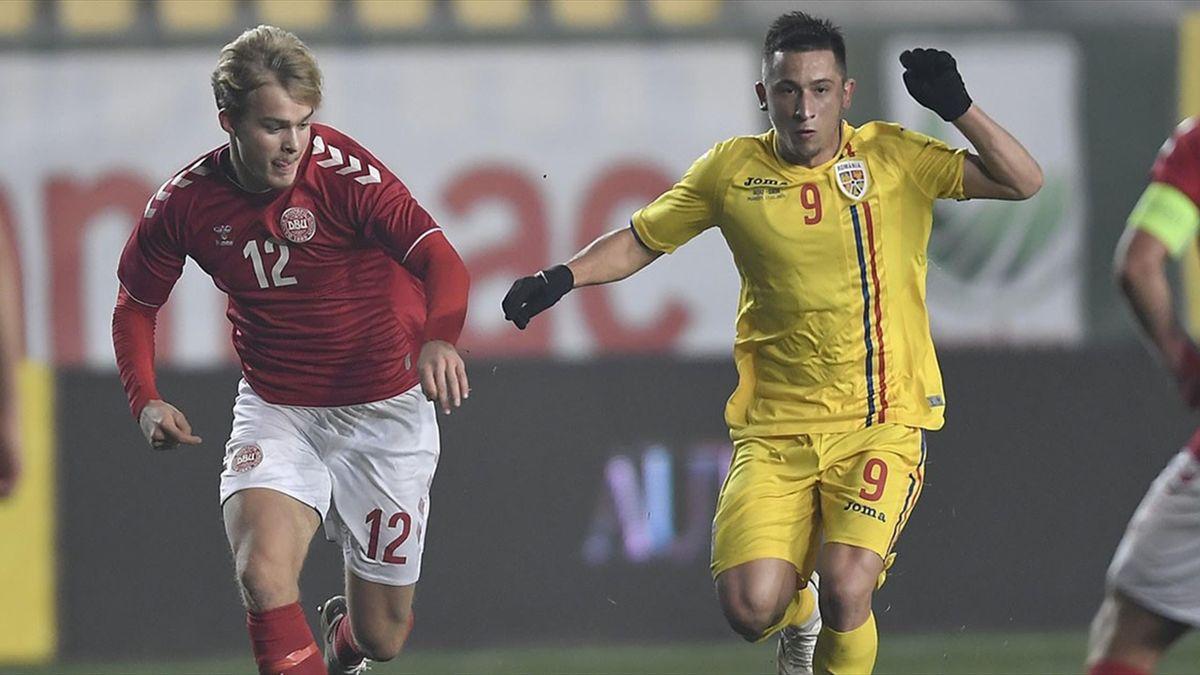 România U21 - Danemarca U21 1-1