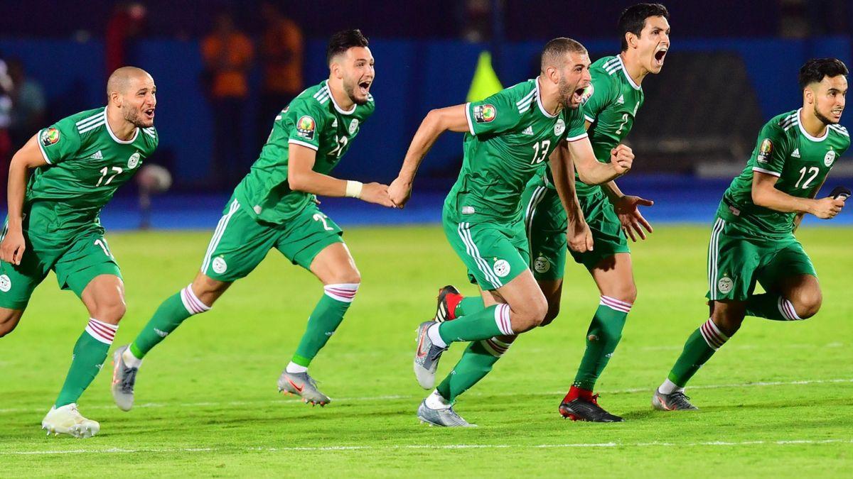 Algérie joie