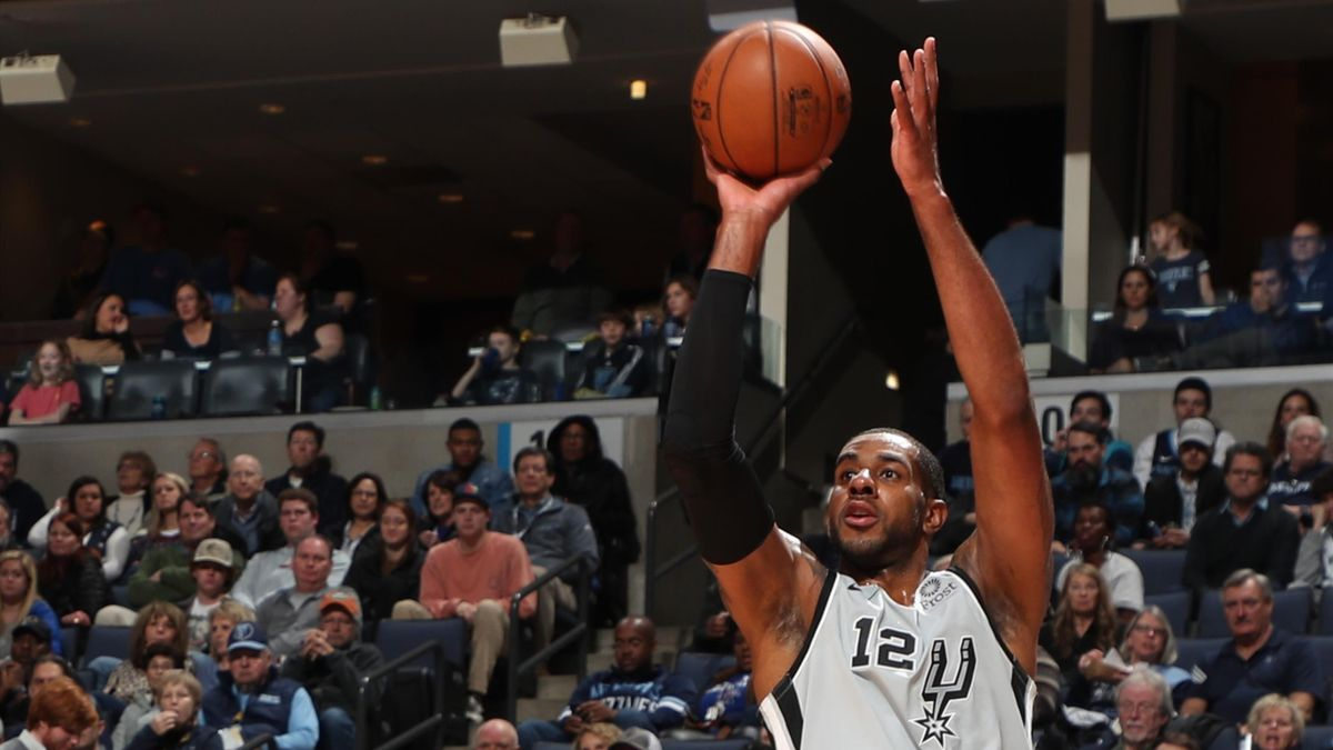 LaMarcus Aldridge ne rejouera plus avec les San Antonio Spurs
