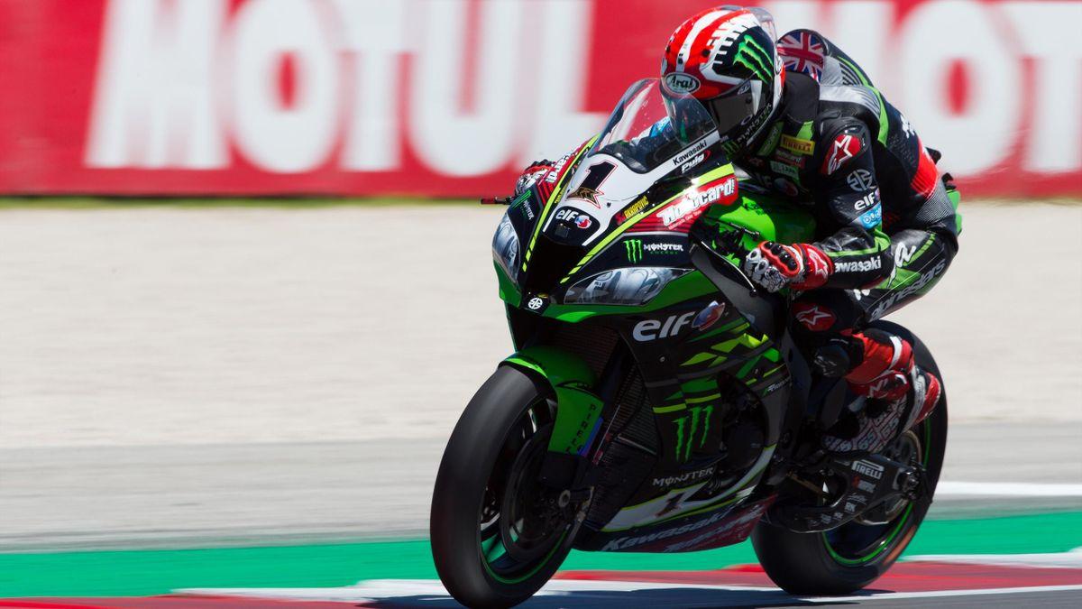 Superbike-WM: Jonathan Rea
