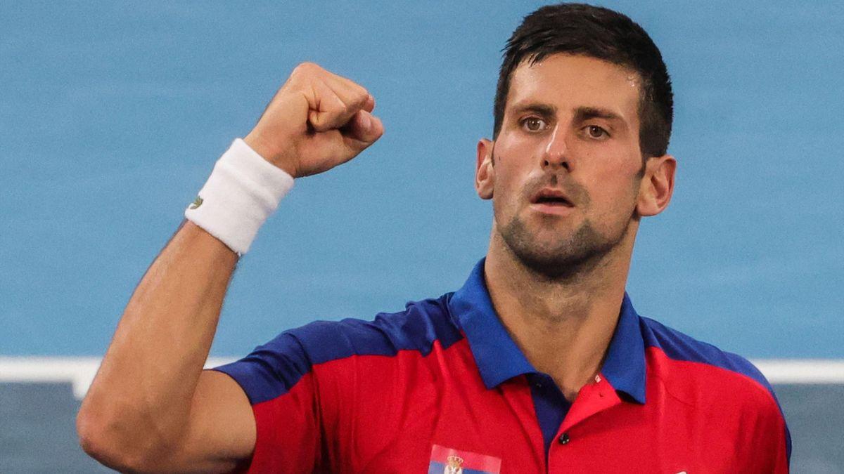 Novak Djokovic bezwingt Jan-Lennard Struff