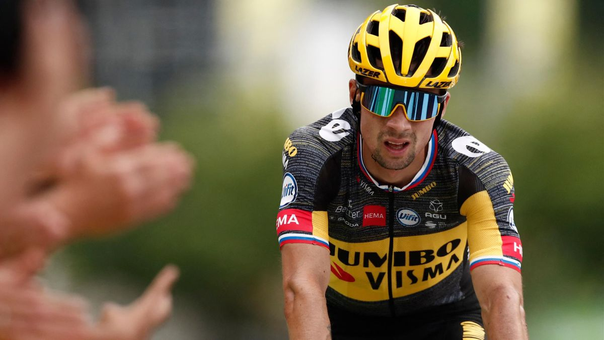 Primoz Roglic - Tour de France 2021