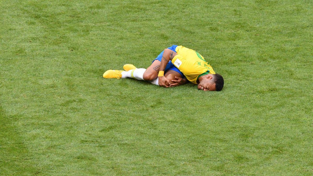 Neymar (Brasilien, WM 2018)