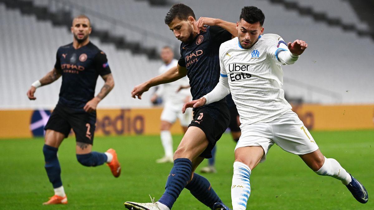 Nemanja Radonjic avec Marseille
