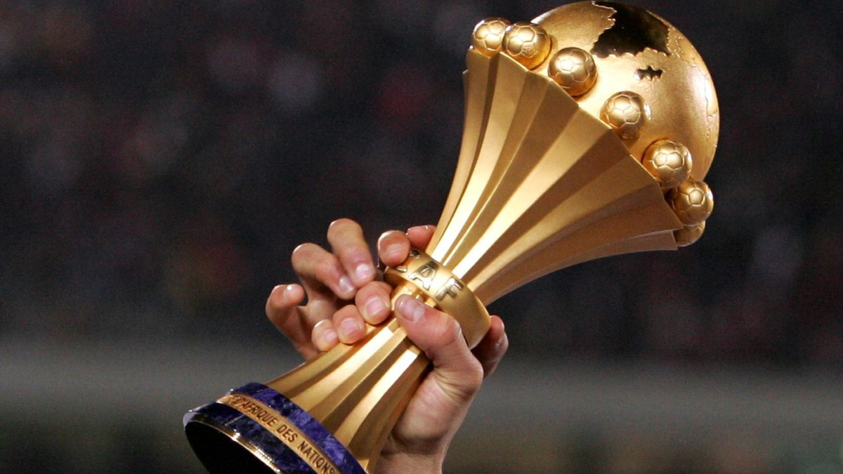 African Cup of Nations trophy