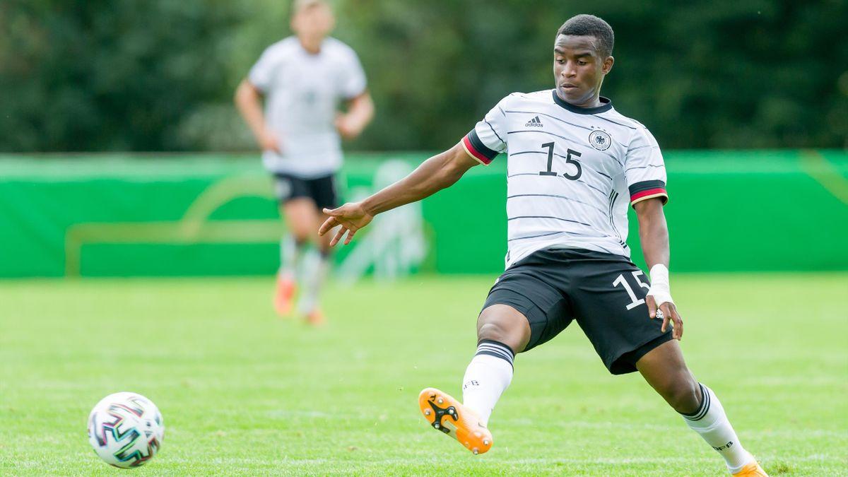 Youssoufa Moukoko wird in der Vorrunde der U21 kein Spiel für Deutschland bestreiten