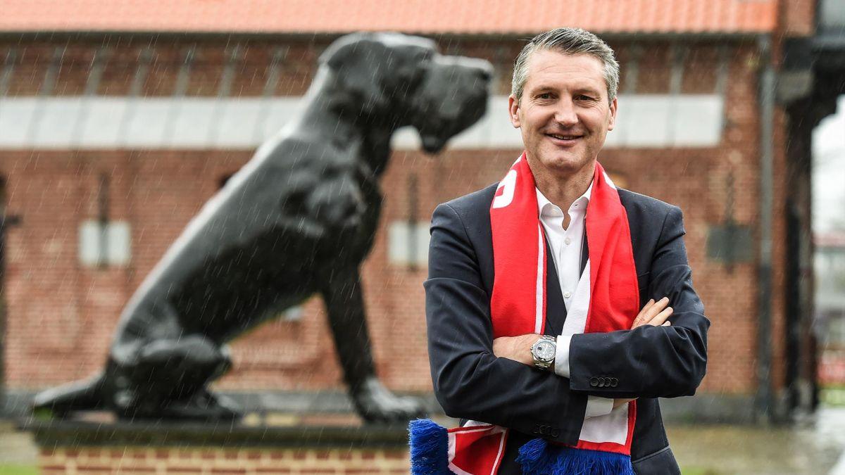 Olivier Létang, nouveau président du LOSC