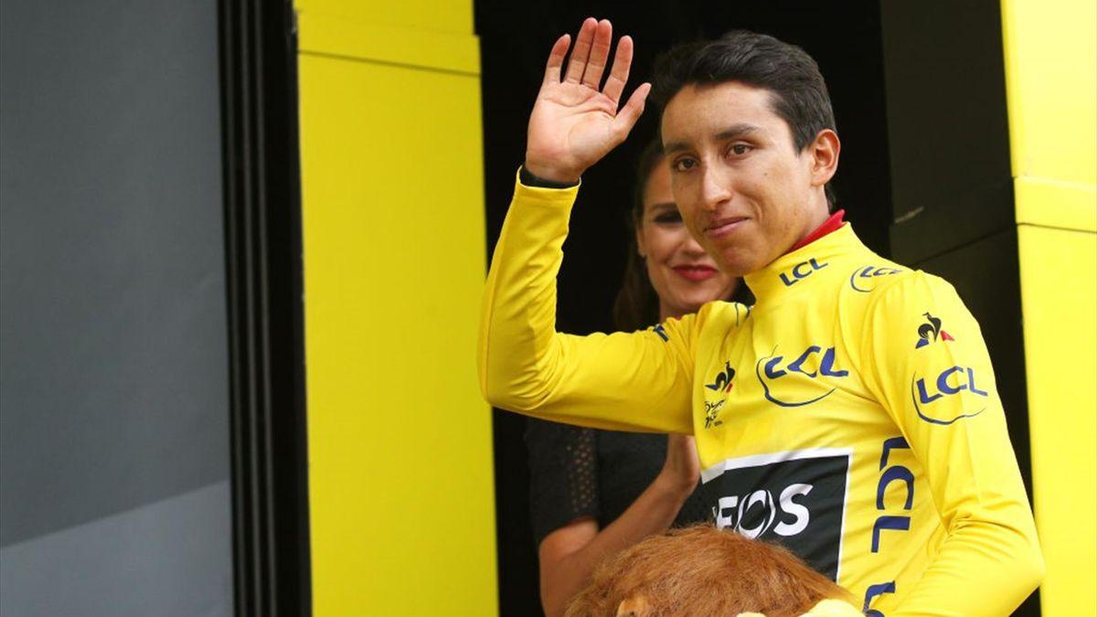 Bernal - Tour de France 2019 - Getty Images