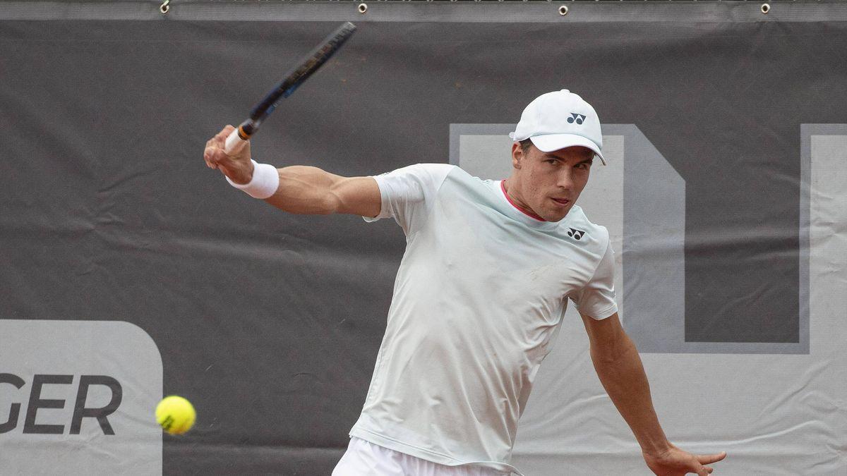 Daniel Altmaier scheiterte in Genf in der ersten Runde