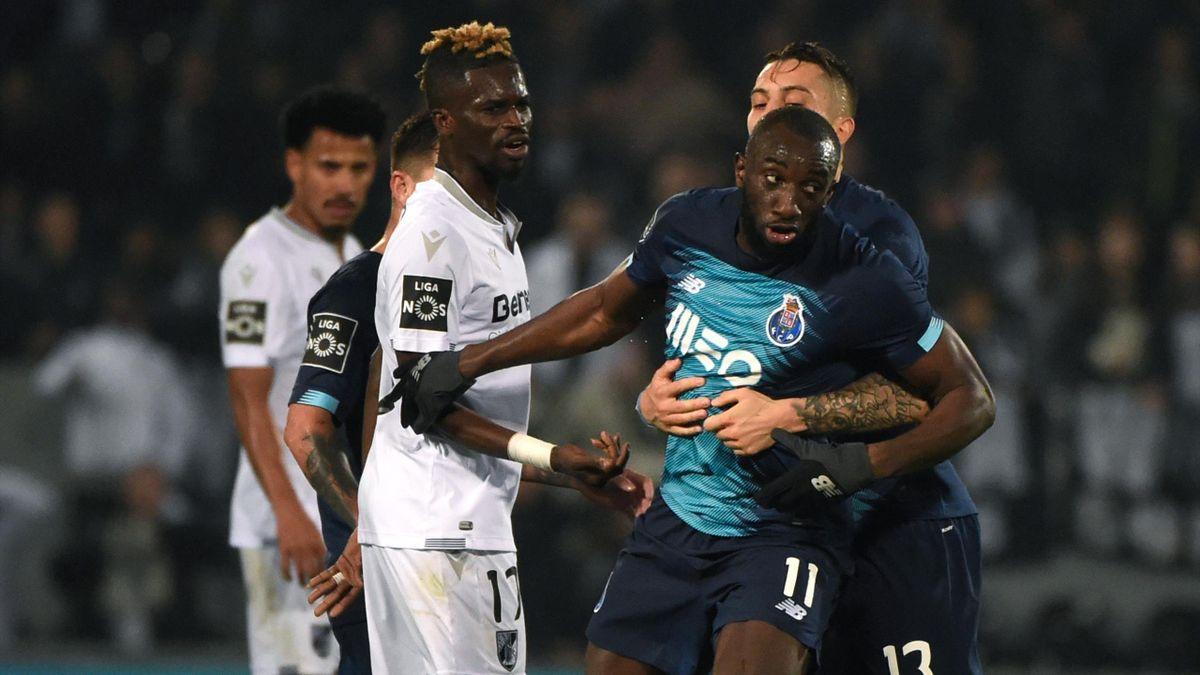 Moussa Marega (FC Porto) victime de cris racistes