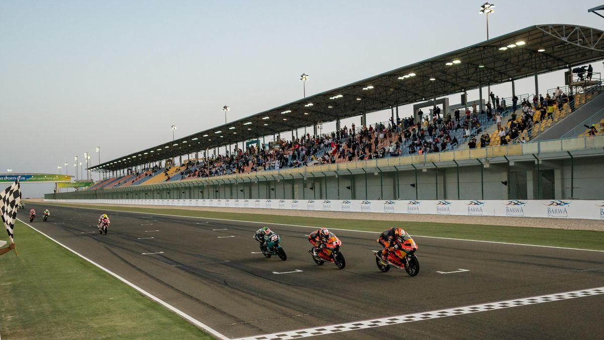 Pedro Acosta vince il GP del Qatar