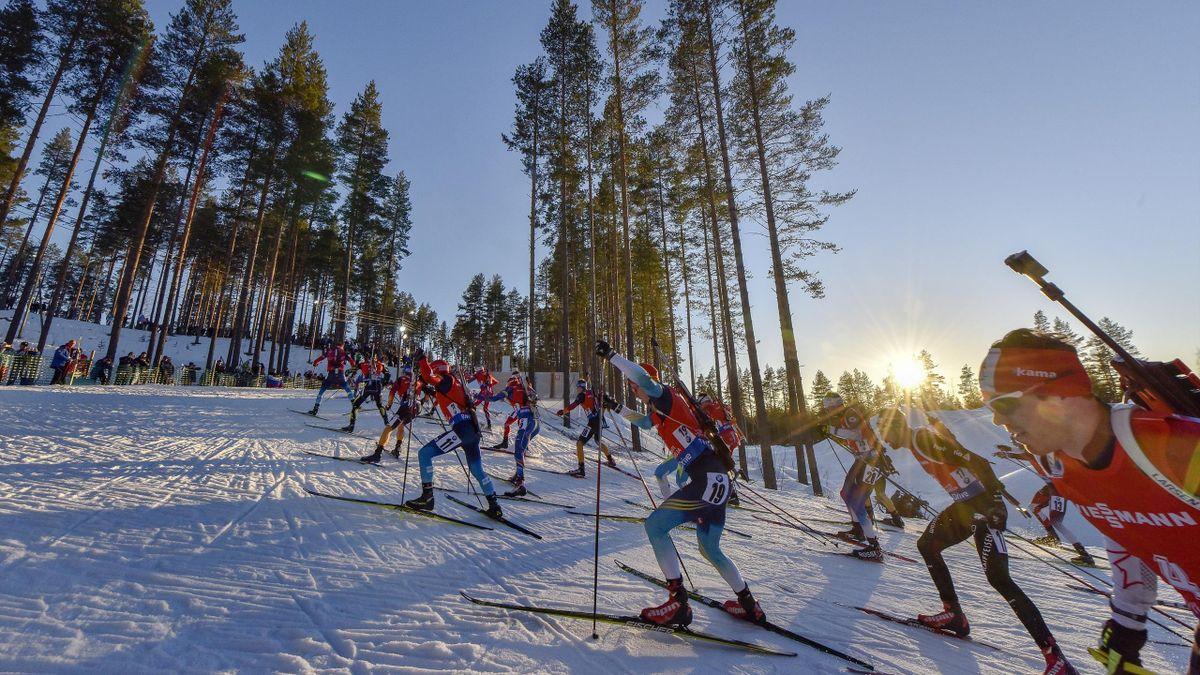 Biathlon in Kontiolahti