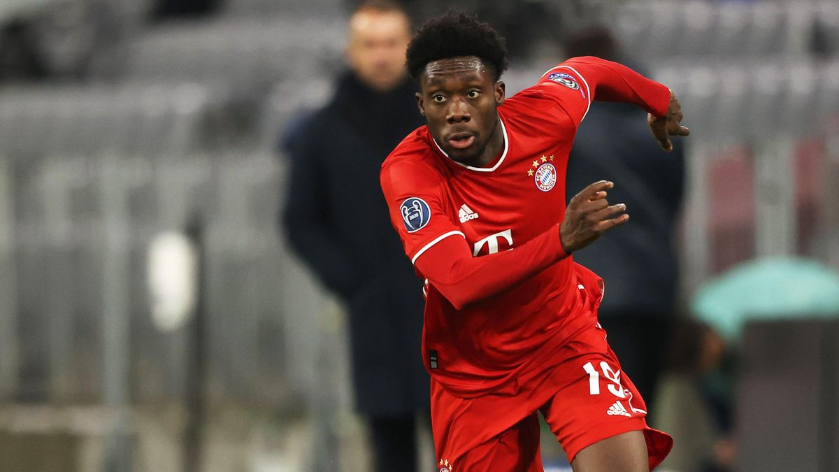 Alphonso Davies (FC Bayern München)