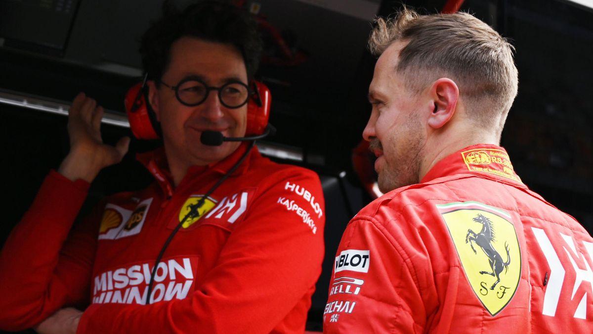 Sebastian Vettel se va despărți de Ferrari la finalul acestui an