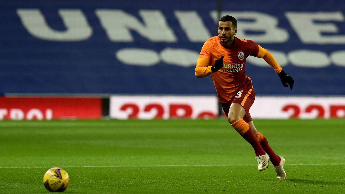 Omar Elabdellaoui, Galatasaray