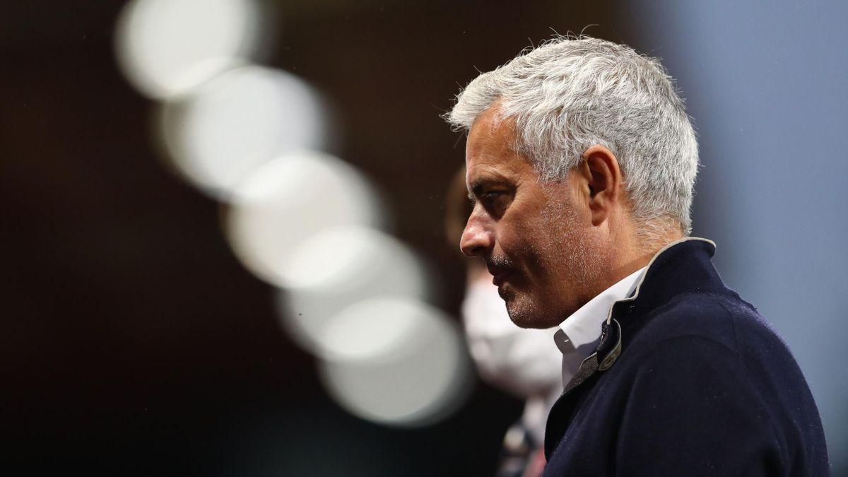 Jose Mourinho, managerul lui Tottenham