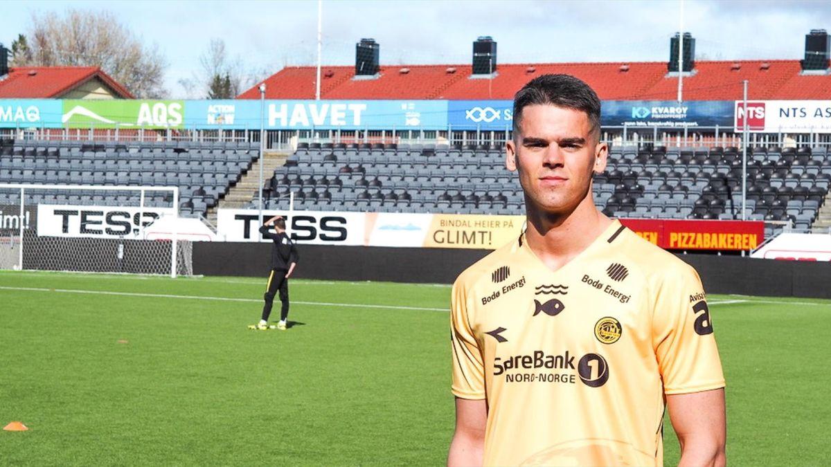 Lasse Nordås (Foto: Vilde Hiller Rasmussen / Bodø/Glimt)