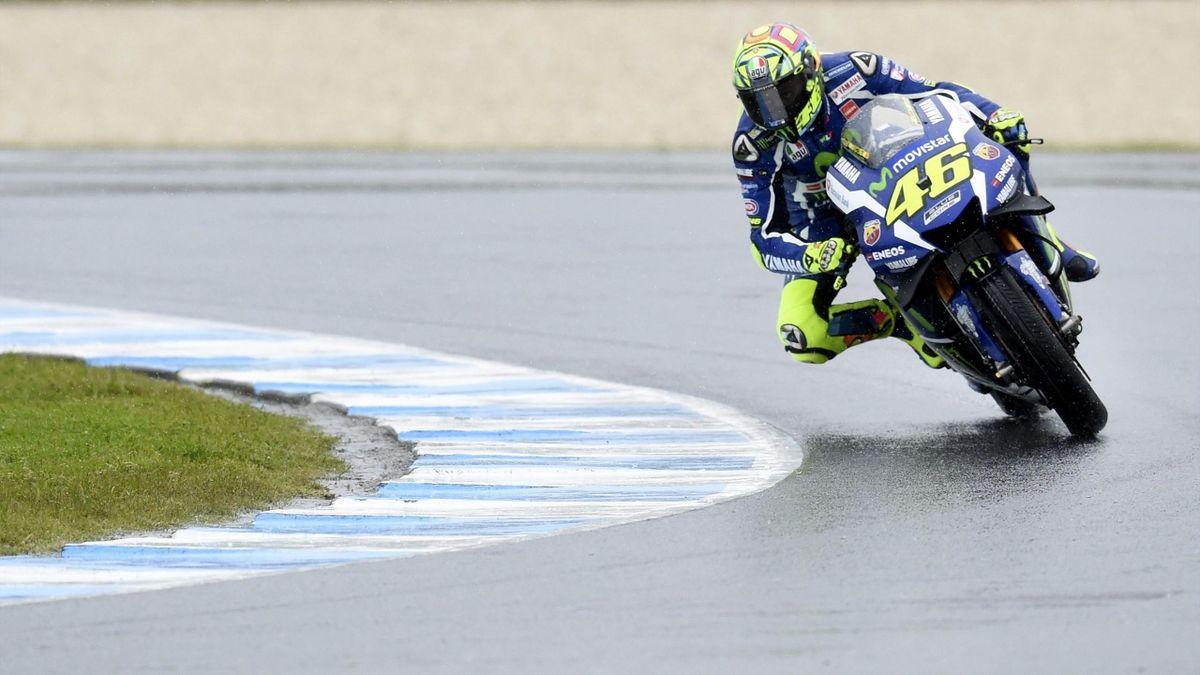 Valentino Rossi (Yamaha) - Gran Premio de Australia 2016