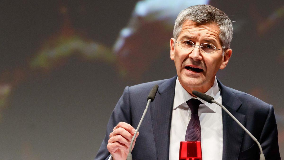 Президент «Баварии» Херберт Хайнер