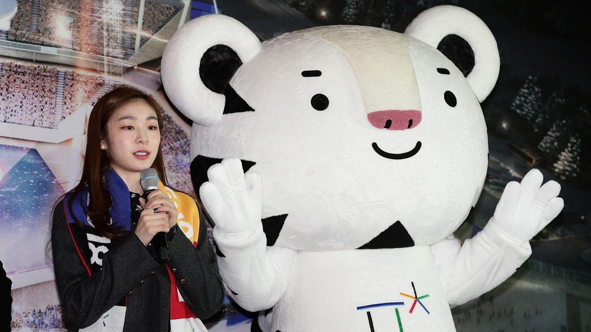 Soohorang mascotte