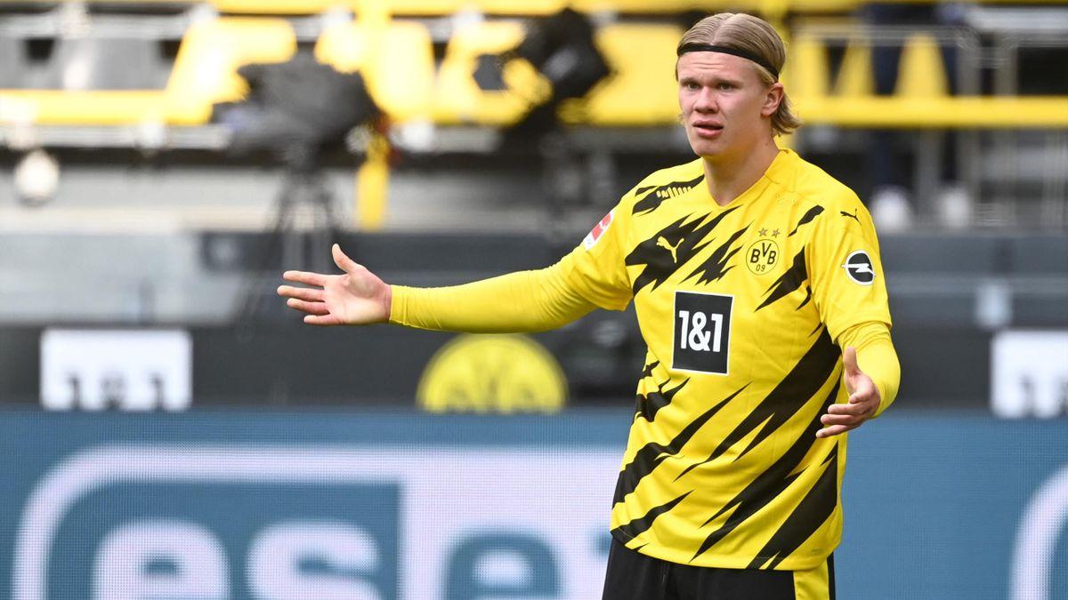 Football News Sebastian Kehl Borussia Dortmund Are Not Planning To Sell Erling Haaland Eurosport