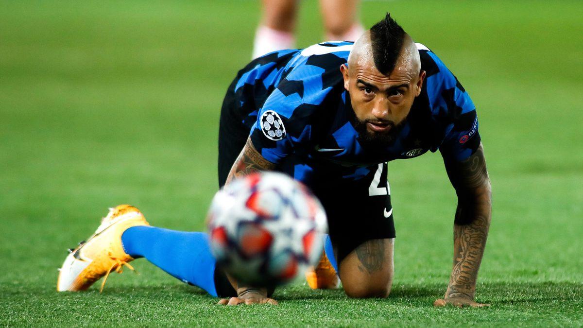 Arturo Vidal, Inter, Getty Images