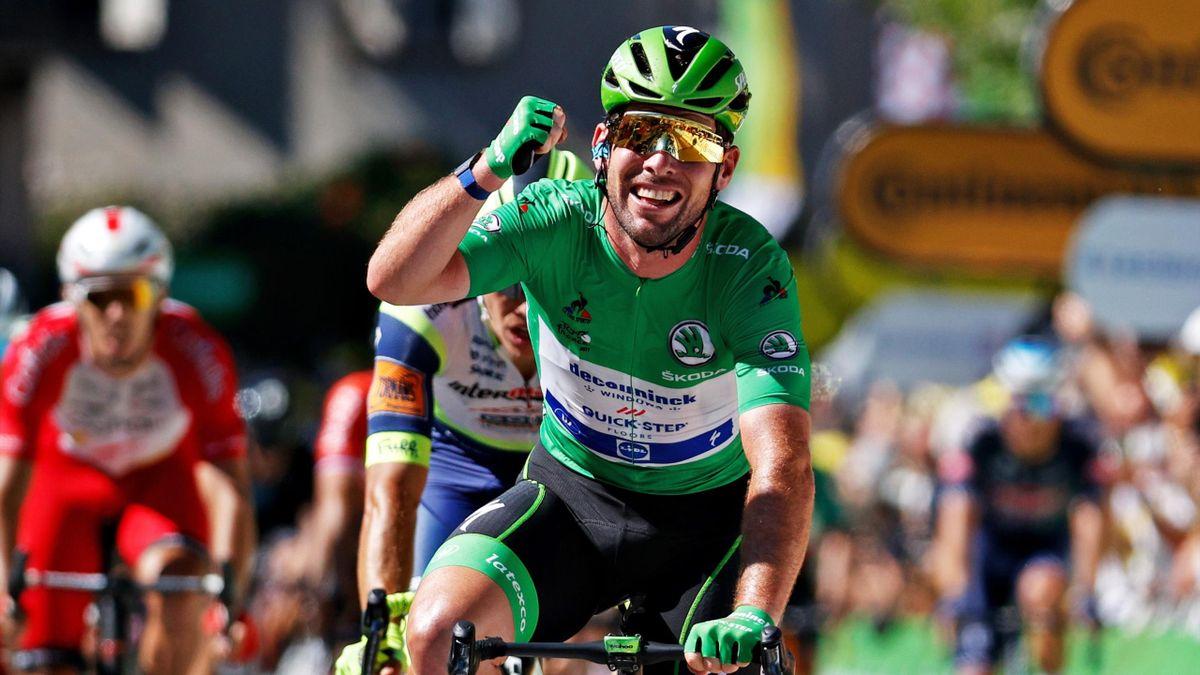 Mark Cavendish gana la 13ª etapa del Tour de Francia