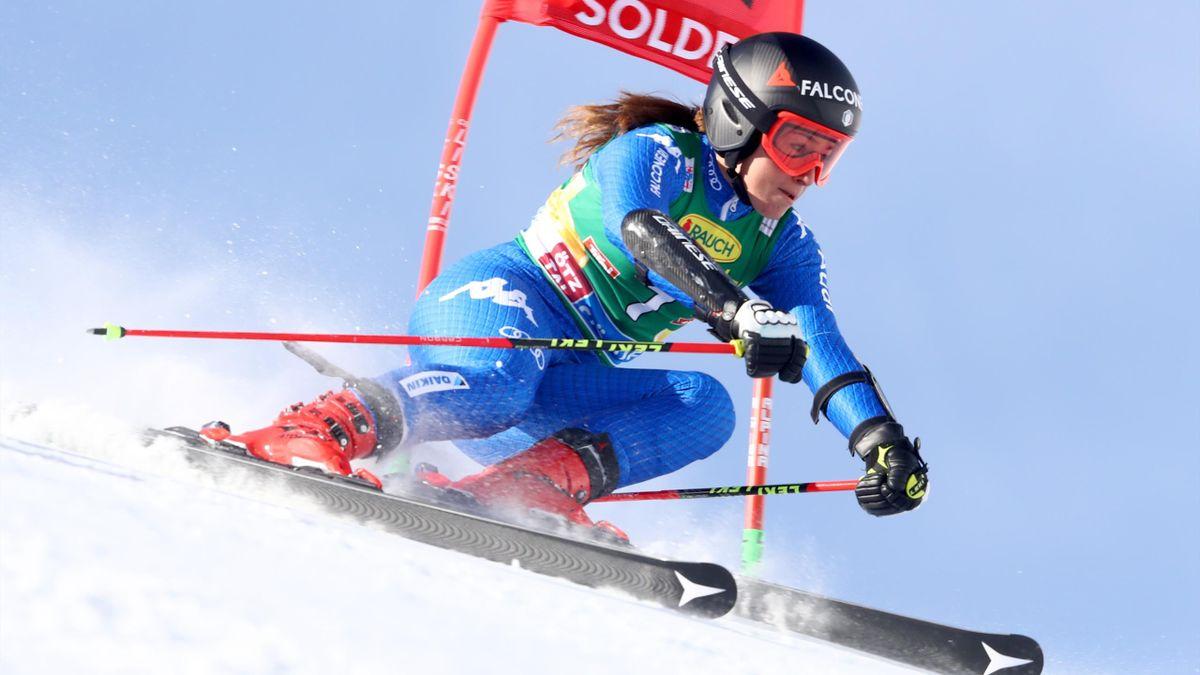 Sofia Goggia, Sci, Getty Images