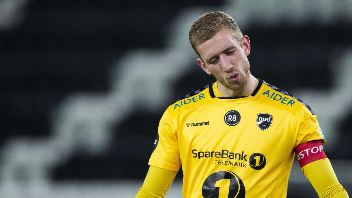 Odd-keeper Egil Selvik er ønsket av Haugesund.