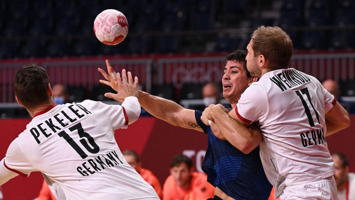 Das DHB-Team trifft im zweiten Spiel auf Argentinien