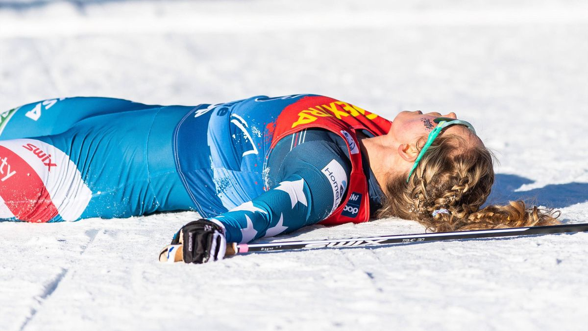 Джессика Диггинс после горы в 2020 году