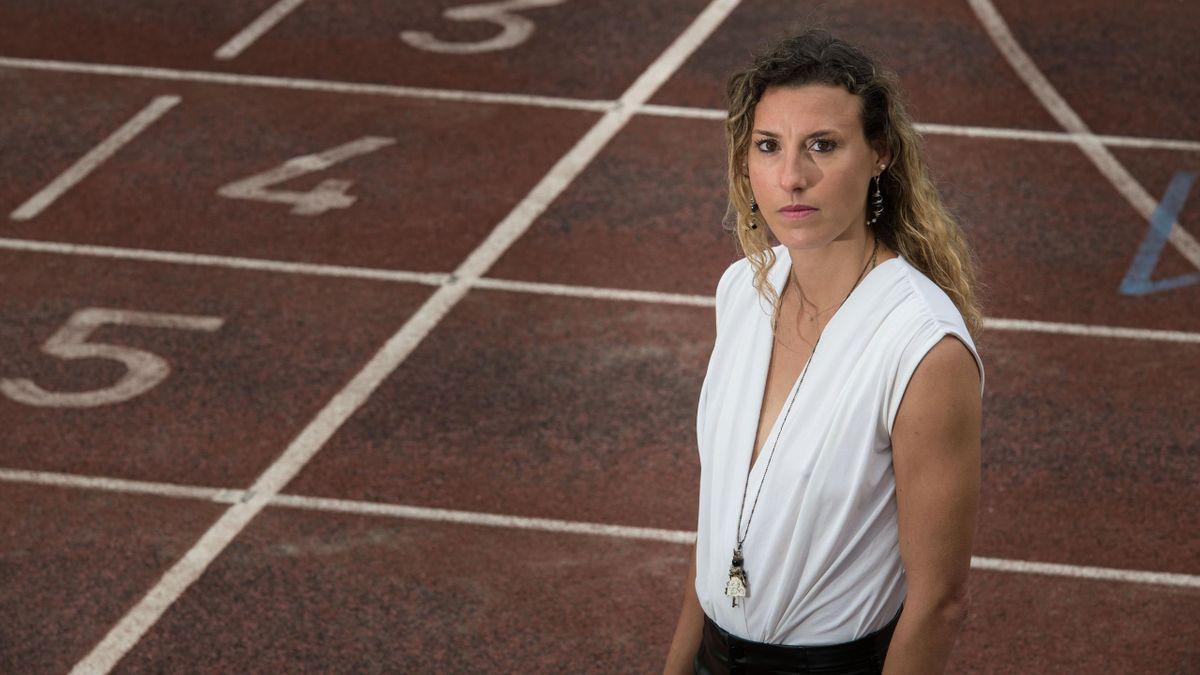 Ophélie Claude-Boxberger à Montbéliard en 2020