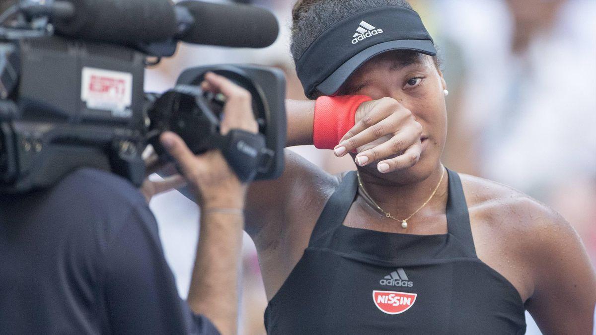 Naomi Osaka zbojkotuje konferencje prasowe