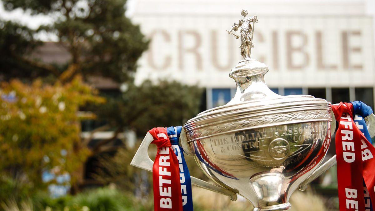 Campionatul Mondial de Snooker 2021 începe sâmbătă pe Eurosport