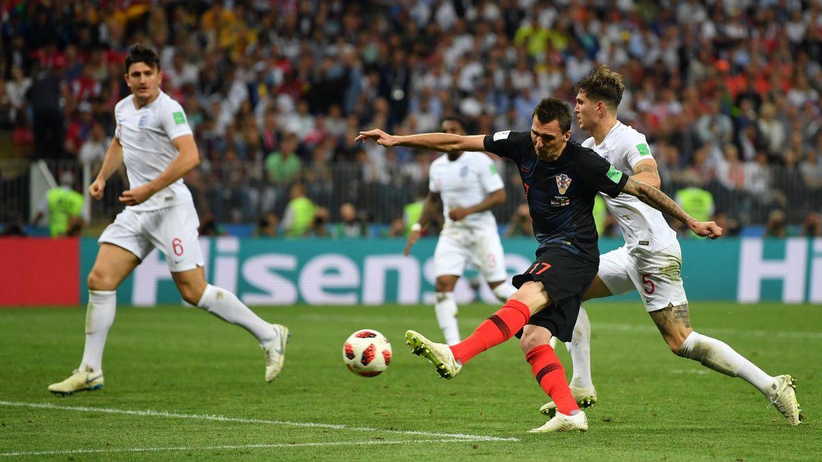 Mario Mandzukic (Kroatien vs. England)